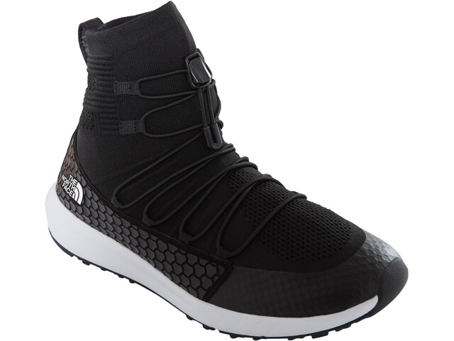 The North Face Touji Mid Lace Shoes Men tnf black/tnf white